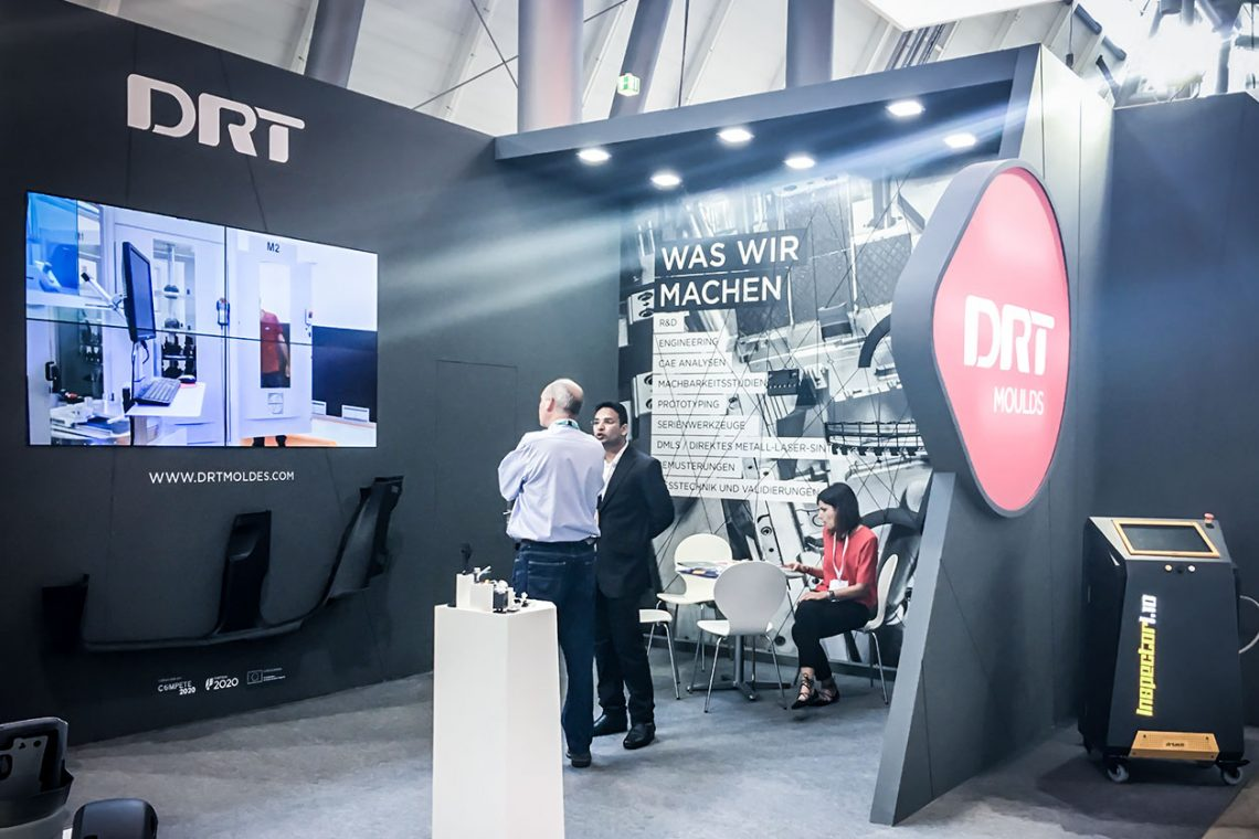 DRT AT MOULDING EXPO 2017 – DRTMicro